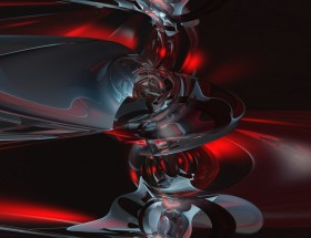 3d red and grey background wallpaper