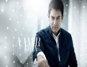 Actor Aamir Khan stylish photoshoot new
