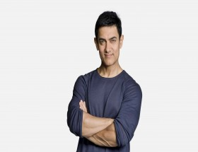 Bollywood celebrity Aamir Khan white background wallpapers