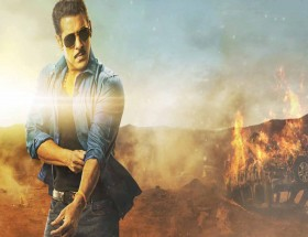 Dabangg 3 movie hero name is salman khan hd photos