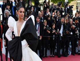 Deepika Cannes Film Festival hot dress new wallpaper