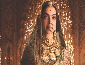 Deepika Indian queen role in movie Padmavati hd wallpaper