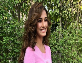 Disha Patani cute smile hd wallpapers