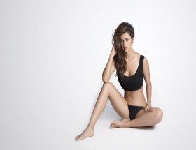 Disha Patani hot black bikini hd wallpapers