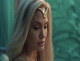 Eternals Marvel Angelina Jolie hd pictures and photos