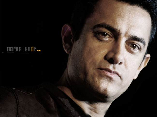 Indian actor Aamir Khan high quality wallpapers background