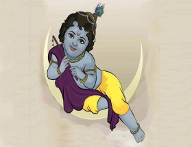Lord Krishna picture free download