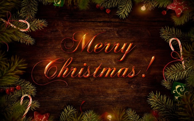 Merry Christmas wishes cards image
