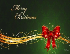 Merry Christmas wishes with gift nice hd images free