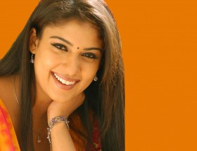 Nayanthara cute smile new hd wallpapers