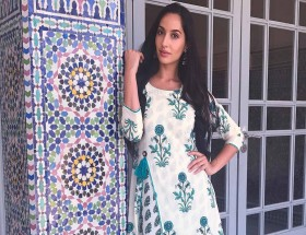 Nora Fatehi new photoshoot hd images free