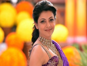 South queen Kajal Aggarwal close up hd wallpapers