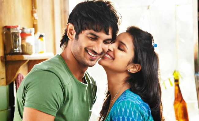 Sushant Singh Rajput and Parineeti Chopra movie pics