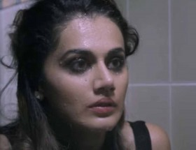 Taapsee Pannu caught bathroom leaked pics
