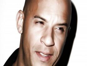 Vin Diesel close up face hd wallpapers