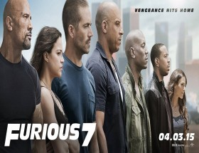 Vin Diesel fast and furious 7 hd wallpapers