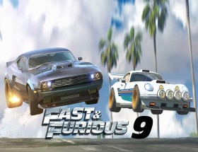 fast and furious 9 first look poster
