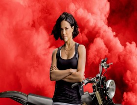 letty fast and furious real name Michelle Rodriguez photo