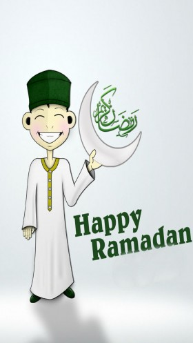 Happy Ramadan Eid al Fitr photo