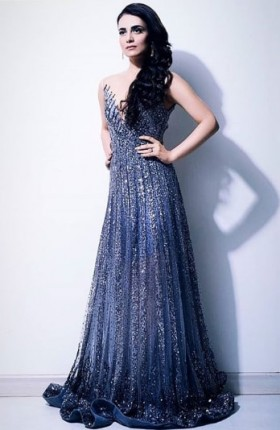 Radhika Madan photo in beautiful party wear outfit